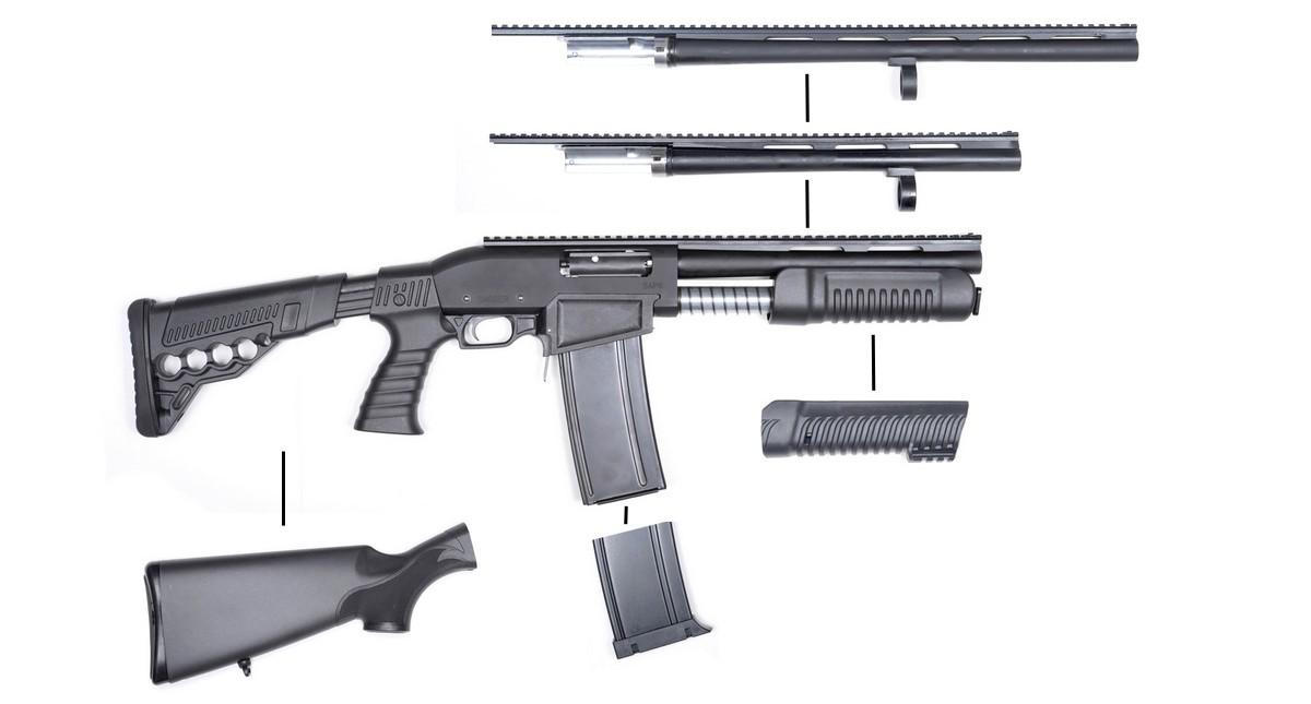 Dagger Sap6 Shotgun