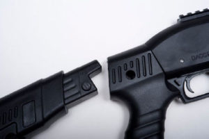 Dagger Shotgun Remove Butt Stock