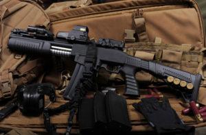 Tricked Out SAP6 Pump Shotgun