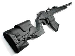modernized mosin-nagant sniper rifle