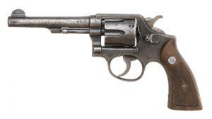 S&W: M&P Revolver Model 10