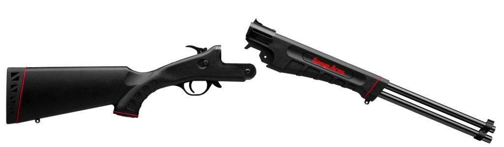 Savage Arms Model 42 Takedown