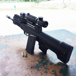 Norinco Type 97-NSR Range
