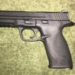 Smith & Wesson M&P 9mm Range Kit