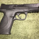 Smith & Wesson M&P 9mm Range Kit Right Side