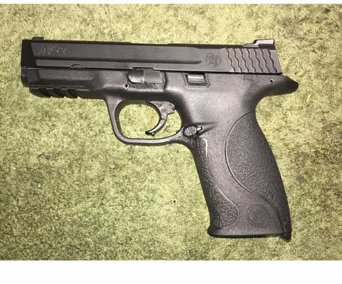 Smith & Wesson M&P 9mm Range Kit