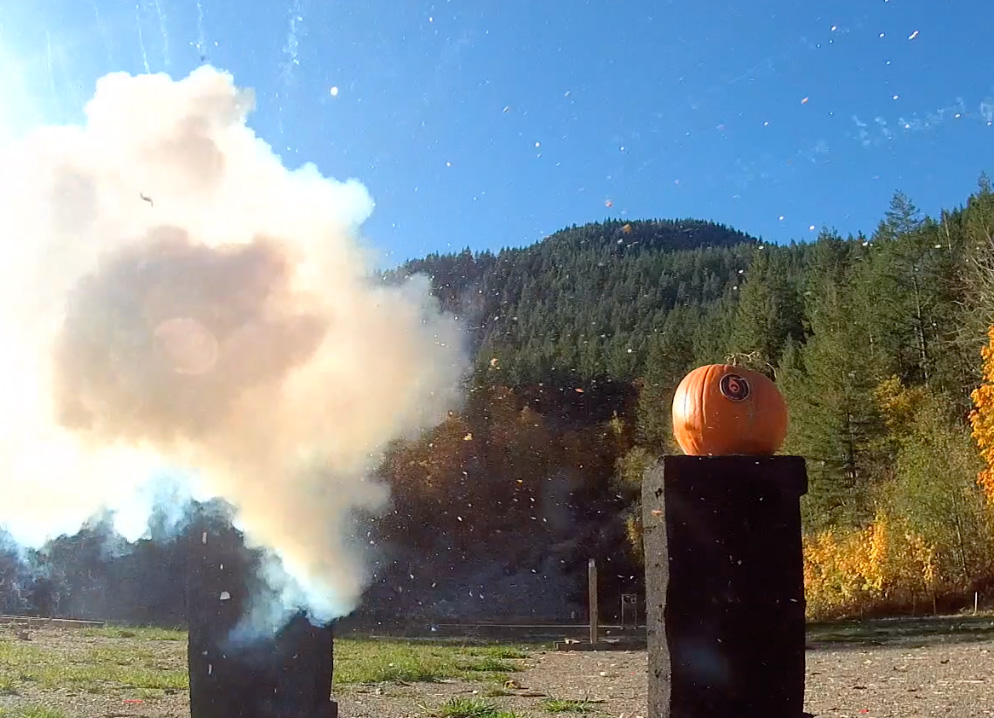 Pumpkin Shoot - Dagger Sap6 Tactical Shotgun